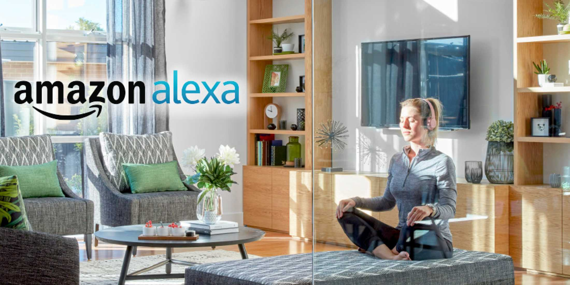 Smart homes with amazon's alexa available with new Comdain home builds