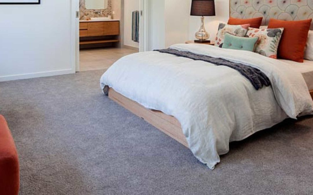 Quality carpet adds luxury and comfort to your home