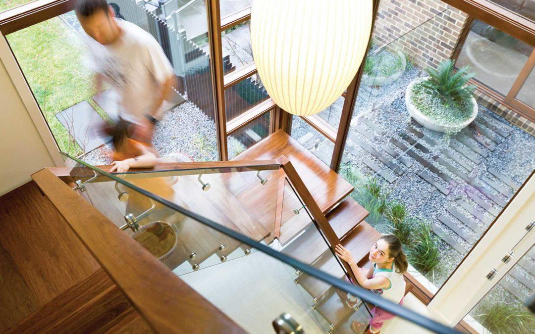 Rebuilding for Luxury living