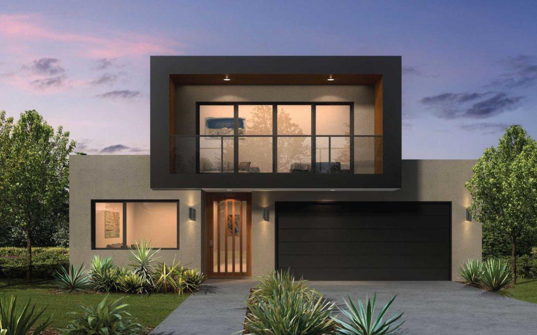 Upscaling to ultra modern luxury